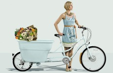 Madsen Cycles Bucket Bike - comes with a removable seat and seatbelts to boot!